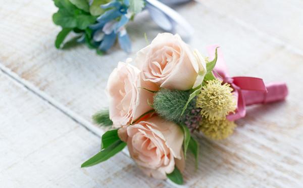 Graceful Design – A Floral Design / Events / One Page Website
