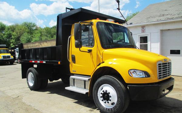Holliston Truck & Equipment – An Inventory Website