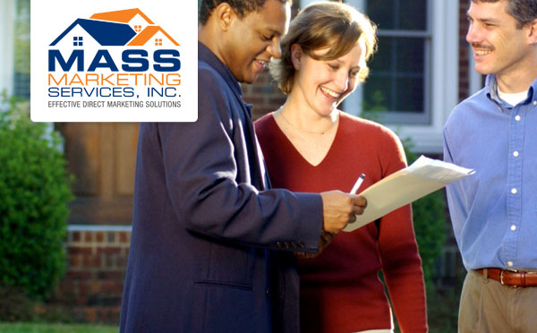 Mass Marketing Services - A Real Estate Website
