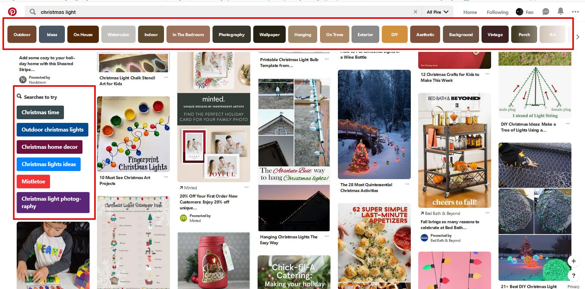 Pinterest Categories: Pinterest Marketing For Your Business