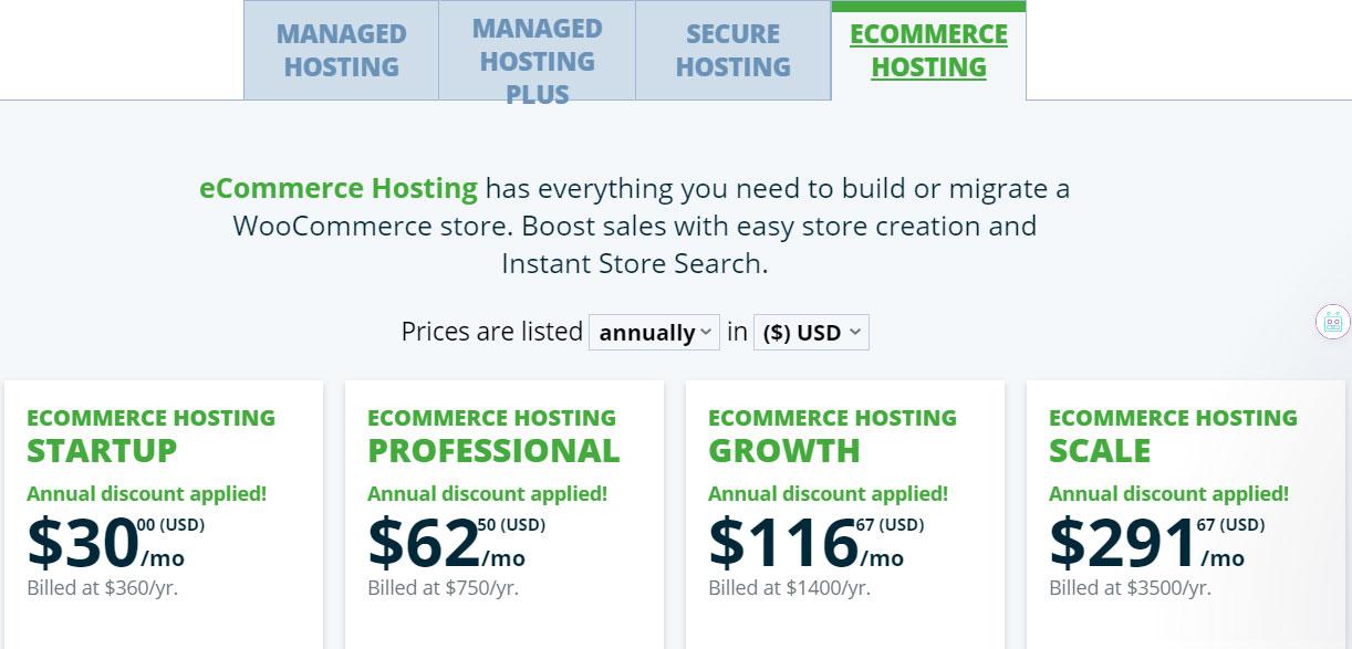 WPengine hosting fee
