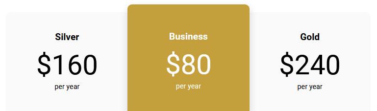 BBDS Design hosting fee